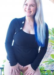 Danielle FTV Blue Hair Size Queen Picture 5