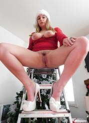 Danielle FTV Christmas Cumming Picture 10