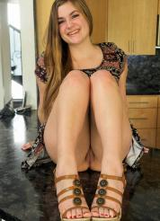 Danielle FTV Cute In The Kitchen Picture 14
