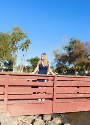 Danielle FTV Fashion In The Park Picture 7