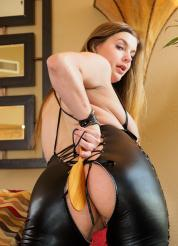 Danielle FTV Kinky Clothespins Picture 15