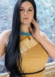 Danielle FTV Pocahotass Picture 1